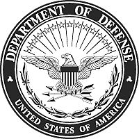 Department of Defense USA logo