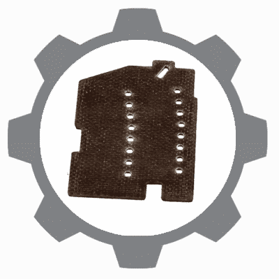 electronics market gear icon