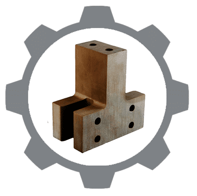 industrial market gear icon