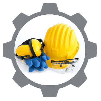 safety gear icon